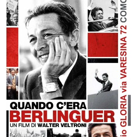 Quando c'era Berlinguer – 3 giugno 2014 Spazio Gloria Como – ore 21