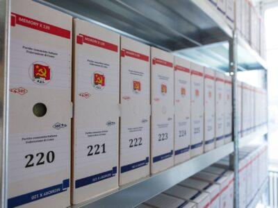Dichiarazione di interesse culturale dell'archivio PCI-PDS-DS Como