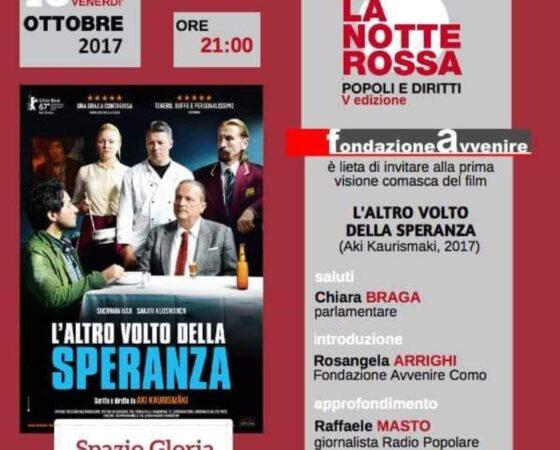 Otto mesi fa la scomparsa di Raffaele Masto-Ricordo di lui a Como