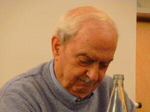 Addio a Emanuele Macaluso