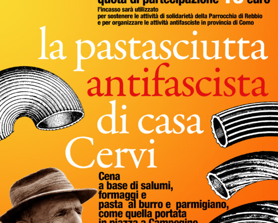 Pastasciutta antifascista 2021