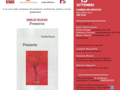 "Emilio Russo "" Presente"""